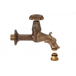"Water tap duck throat tap with 1/2"" supply, art. 1010"