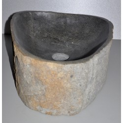 Wash basin in basalt, no. 1939