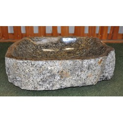 Wash basin of the Texel area in tonalite from south tyrolean , no. 1958